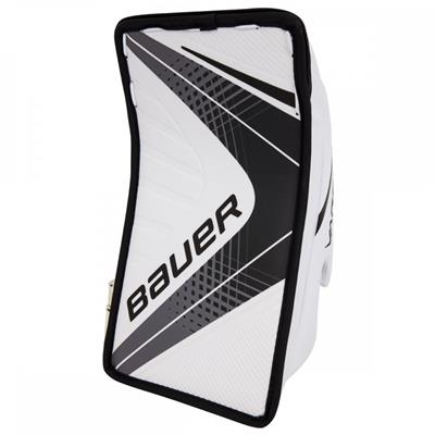 White/Black (Bauer Vapor X900 Goalie Blocker - Senior)