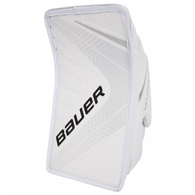White/White (Bauer Vapor X900 Goalie Blocker - Senior)