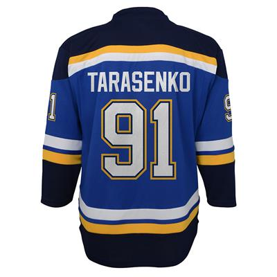 Back (Adidas St. Louis Blues Tarasenko Jersey - Youth)