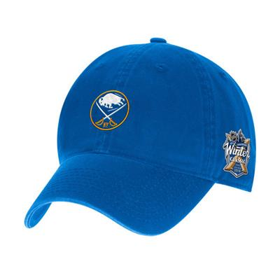 Front (Adidas Buffalo Sabres Winter Classic Adjustable Slouch Hat)