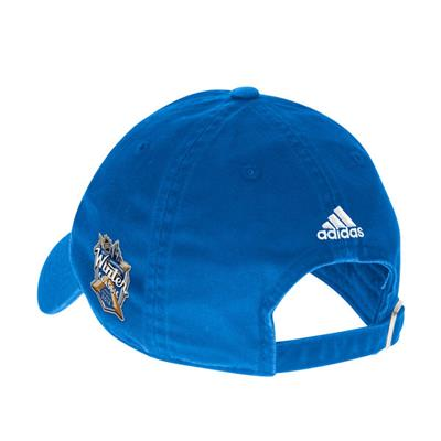 Back (Adidas Buffalo Sabres Winter Classic Adjustable Slouch Hat)