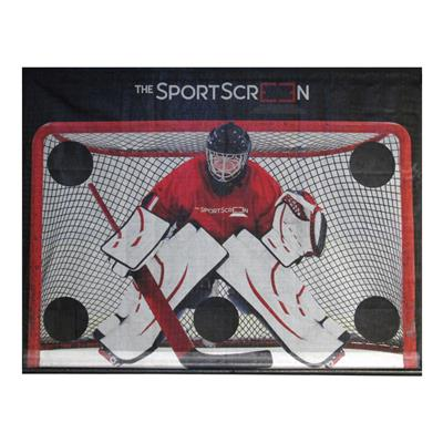 Target Only (The SportScreen Hockey Target)