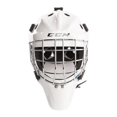 Front (CCM 1.5 Goalie Mask - Senior)