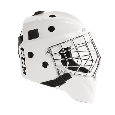 Side (CCM 1.5 Goalie Mask - Senior)