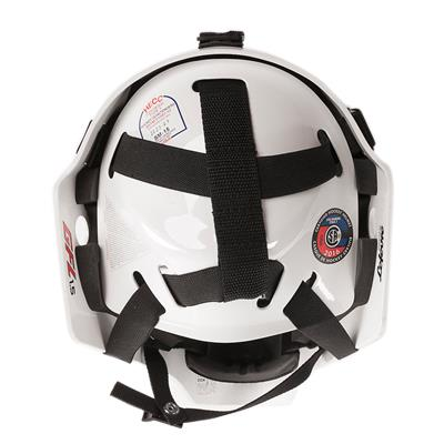 Back (CCM 1.5 Goalie Mask - Junior)