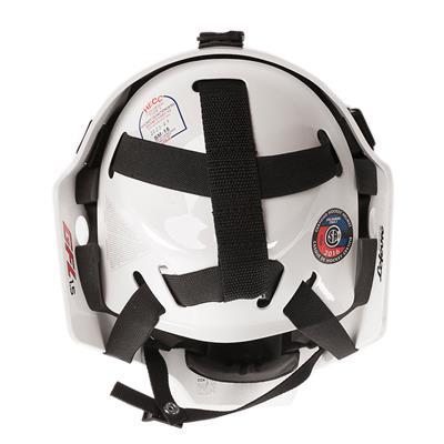 Back (CCM 1.5 Goalie Mask)