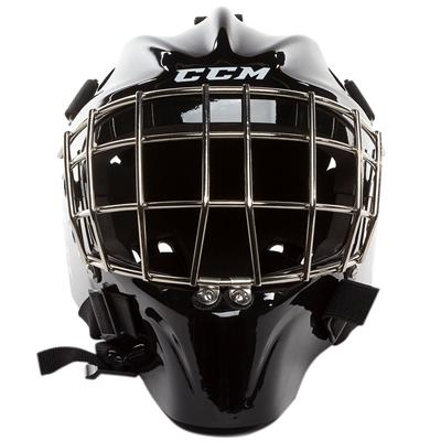 Front (CCM 1.5 Goalie Mask - Youth)
