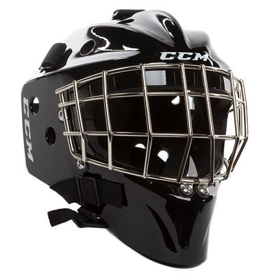 Black (CCM 1.5 Goalie Mask - Youth)