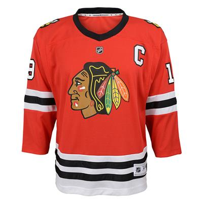 Front (Adidas Blackhawks Toews Jersey - Youth)