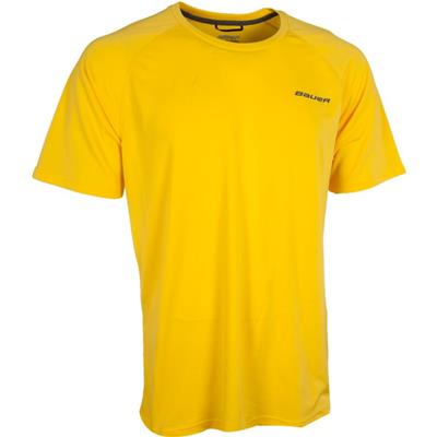 (Bauer Training Tee Shirt - Adult)
