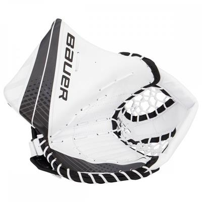 White/Black (Bauer Vapor X700 Catch Glove)
