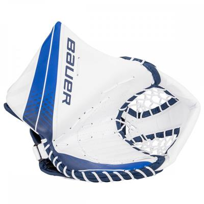 White/Navy (Bauer Vapor X700 Catch Glove)