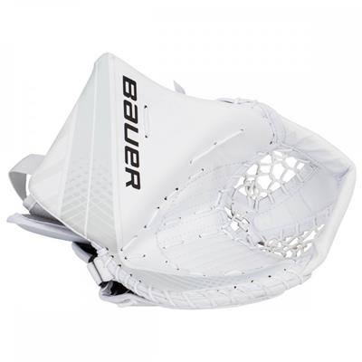 White/White (Bauer Vapor X700 Catch Glove)