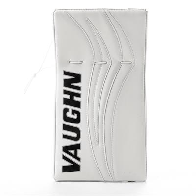 White/White (Vaughn Velocity 7 XF Pro Goalie Blocker)