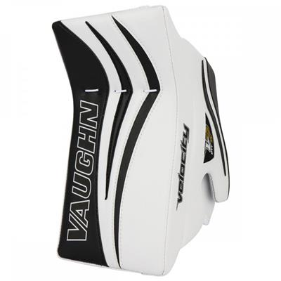 White/Black (Vaughn Velocity 7 XF Pro Goalie Blocker)