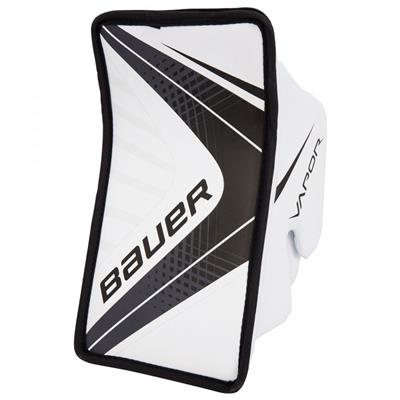White/Black (Bauer Vapor X700 Goalie Blocker - Junior)