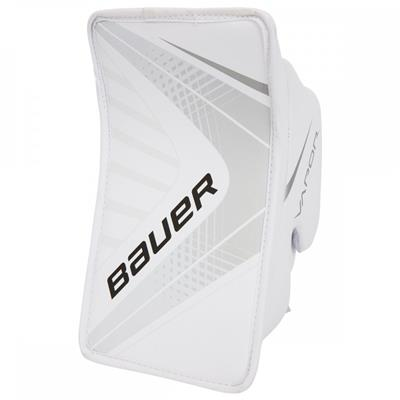 White/White (Bauer Vapor X700 Goalie Blocker - Junior)