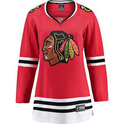 Front (Fanatics Chicago Blackhawks Replica Jersey - Womens)