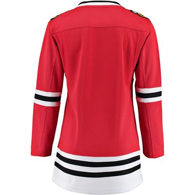 Back (Fanatics Chicago Blackhawks Replica Jersey - Womens)