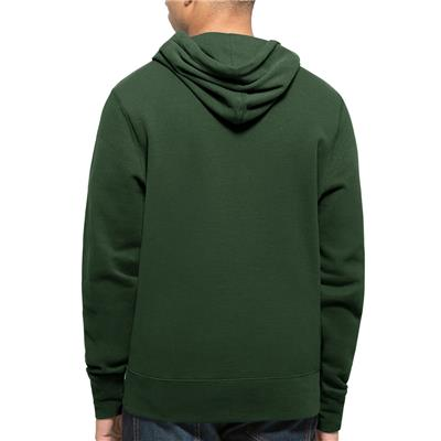 Back (47 Brand Minnesota Wild Headline Hoody - Mens)