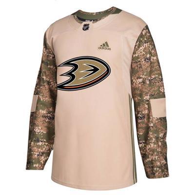 sneakers for cheap da6b6 3dd68 Adidas - Jersey Anaheim Ducks Adult Camo lacquer.buttimall.com