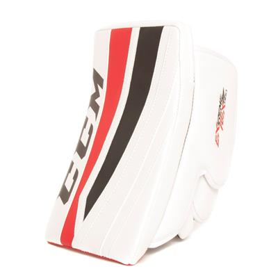 White/Black/Red (CCM Extreme Flex II 860 Blocker)