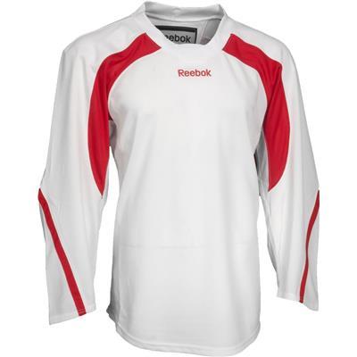 White/Red (Reebok Edge Practice Jersey (20P00) - Junior)