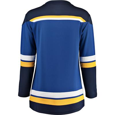 Back (Fanatics St. Louis Blues Replica Jersey)