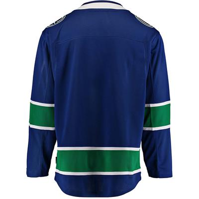 Back (Fanatics Vancouver Canucks Replica Jersey)