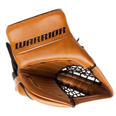 Tan/Black (Warrior Ritual GT Classic SE Goalie Catch Glove)