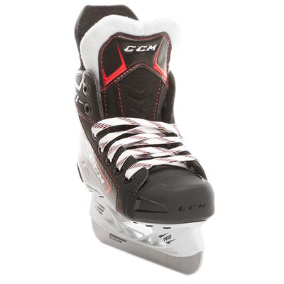 Toe (CCM Jetspeed FT1 Ice Hockey Skates - Youth)