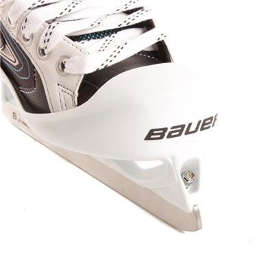 (Bauer Reactor 7000 Goalie Skates)
