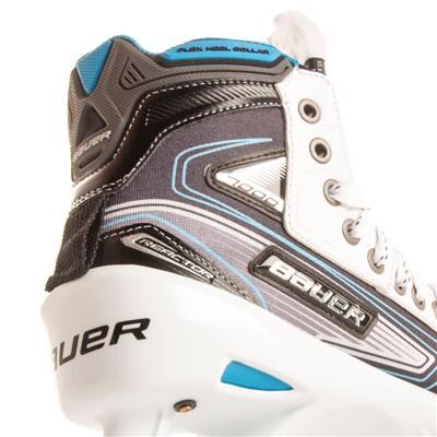 (Bauer Reactor 7000 Goal Skate)