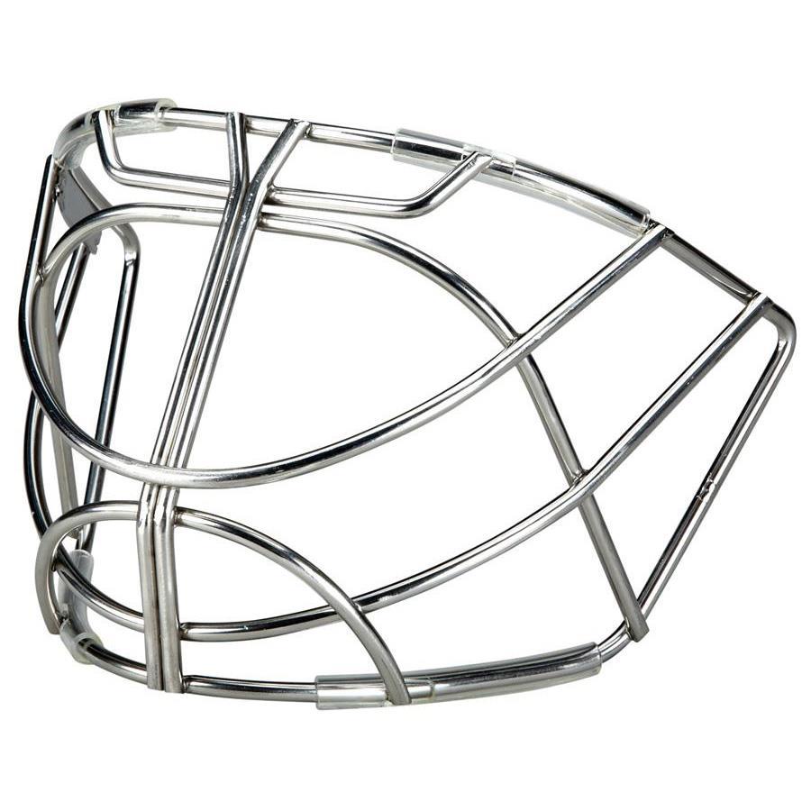 68ebe4ba15c Chrome (Bauer RP Profile Cat Eye Hockey Goalie Cage)
