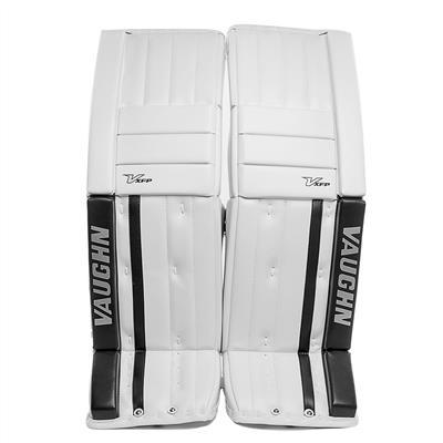 White/Black (Vaughn XFP Pro Goalie Leg Pads)