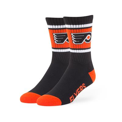 Philadelphia Flyers (47 Brand NHL Team Duster Crew Socks)