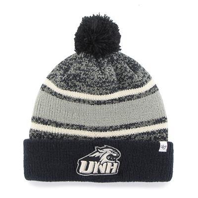University of New Hampshire (47 Brand University of New Hampshire Fairfax Knit Hat - Adult)