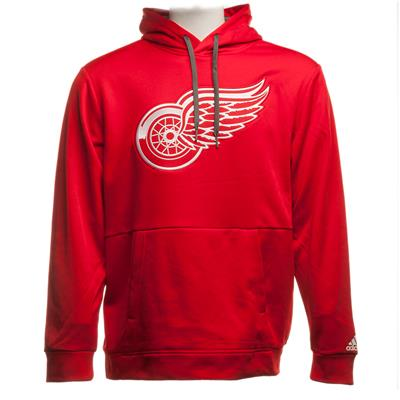 Detroit Red Wings (Adidas Detroit Red Wings Pullover Hoody)