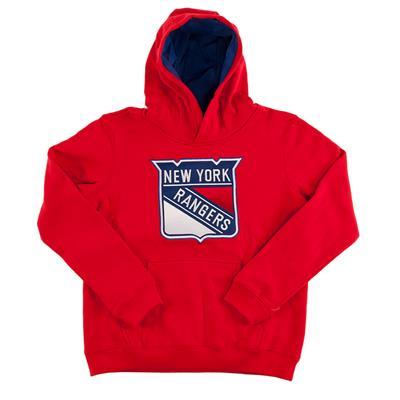 New York Rangers (New York Rangers Prime Basic Hoody)