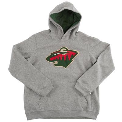 Minnesota Wild (Minnesota Wild Prime Basic Hoody)