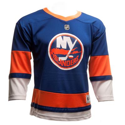 New York Islanders (Adidas New York Islanders Replica Jersey - Youth)