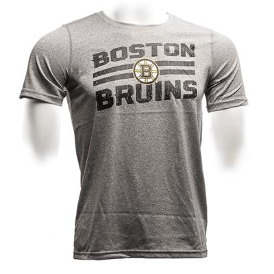 Boston Bruins (Bruins Iced Through Performance Short Sleeve Tee)
