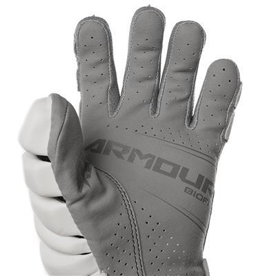 (Under Armour Biofit Mens Lacrosse Gloves)