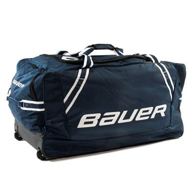 Navy (Bauer 850 Wheeled Hockey Bag - Senior)