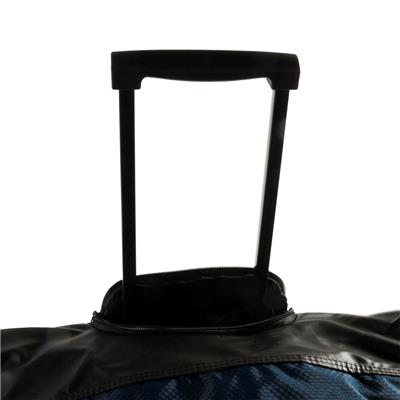 (Bauer 850 Wheeled Hockey Bag)