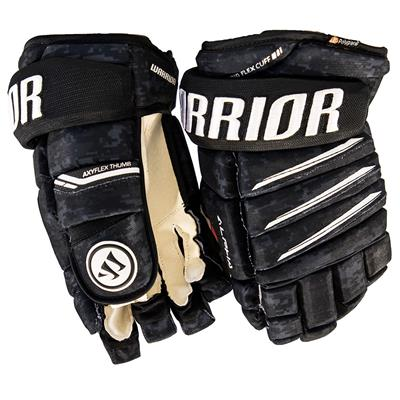 Camo Black (Warrior Alpha Pro Hockey Gloves - Junior)