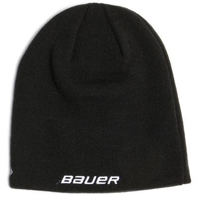 Black (Bauer Toque Knit Hat - Adult)