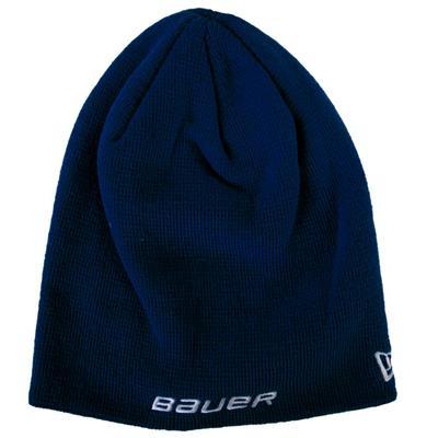 Navy (Bauer Toque Knit Hat - Adult)