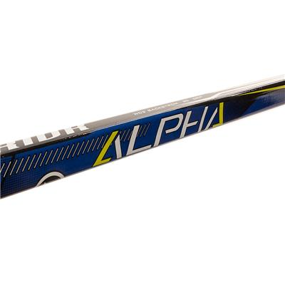 (Warrior Alpha QX5 Grip Composite Hockey Stick)
