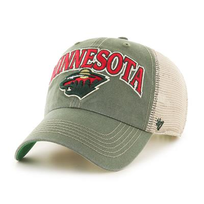 Front (47 Brand Minnesota Wild Tuscaloosa Cap)